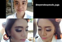 Before after prewed 2016 by a_studio_makeup
