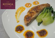 Cutomized Set Menu by The NJONJA, Gourmet Catering