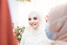 The Wedding of Salsabilla & Hisyam by Diamond Weddings