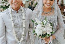 The Wedding of Vito & Taris by Diamond Weddings