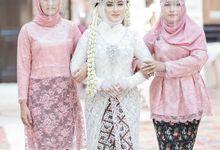 The Wedding of Senja & Aldi by Diamond Weddings