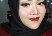 Flawless Makeup by awmodis.makeup