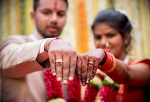 Akshay + Apoorva by Wedding Leaves