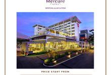 OUR VENUE - MERCURE SERPONG HOTEL by Alissha Bride