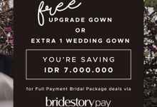 December End Year Exclusive Deals by Alissha Bride