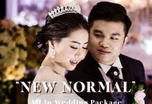 PAKET NEW NORMAL by Alissha Bride