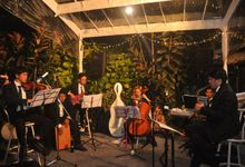 Wedding of Sandy & Intan by Cantabile Entertainment