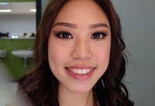 Prewedding Makeup by Misyelleyo Makeup Artist