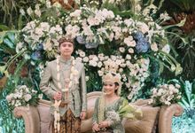 The Wedding of Dito & Assa by Ros Catering Service