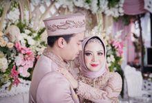 Wedding of Iqbal & Billa by Nazmee Wedding Organizer