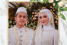 Wedding of  Wahyu & Adel by Nazmee Wedding Organizer