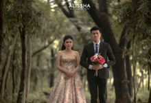 Prewedding C&D at Studio Alissha by Alissha Bride