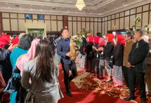 The Wedding of Fitra & Rivaldy by Desmond Amos Entertainment