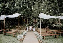 Javanese-Balinese Inspired Wedding of Mita and Billy by Elior Design