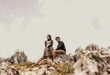 Fitri & Faza by everlaststory