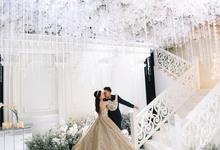 Shandy & Aurell Wedding Decoration by Valentine Wedding Decoration