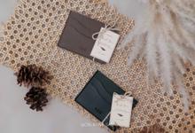 Souvenir Cardholder Tika dan Kiki by Sae Creative