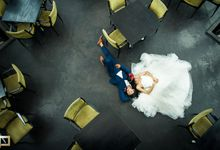 ENGAGEMENT OF SAGITA & PUTRI by THE PIXELICIOUS PHOTOGRAPHY