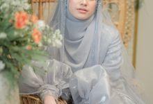 Sahaja Series Ice Grey by LAKSMI - Kebaya Muslimah & Islamic Bride