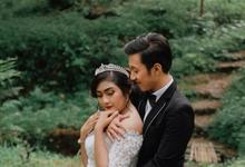 Prewedding Adil & Verzia by Saint Photography