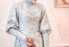 Sakinah & Faheir Wedding by Thepotomoto Photography