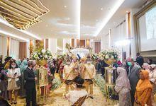 A beautiful wedding of Rama & Reyna by Kemas Wedding Organizer & Planner