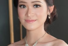 Bride Makeup by Erie Makeup
