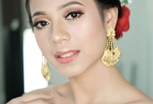 Photoshoot by Erie Makeup