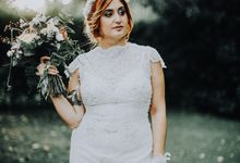 Bohemian wedding in Brussels by The Wanderer