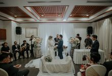 The Wedding of Salvian & Feby by MAC Wedding
