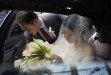 Andrian & Tiffany Wedding by Athalia Wedding Planner