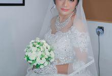 Wedding Ria by frieciliamakeup
