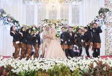 WEDDING FADHIL & POPPY by Empat Warna