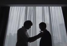 Wedding of Sam and Cella by Sebuah Cerita