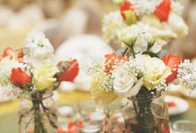 Quirky Fun with a dash of Rustic DIY Wedding by Chere Weddings & Parties