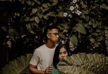 Samantha & Demas Prewedding by AKSA Creative