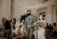 Samantha & Demas Wedding by AKSA Creative
