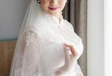 Wedding of Pray & Kris by Samantha Shely MakeUp Artist