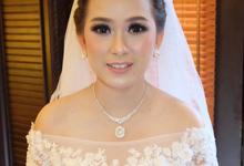 Wedding of Vini & Andre by Samantha Shely MakeUp Artist