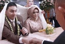 Wedding of Nadya & Andhika by Samantha Shely MakeUp Artist