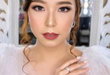 Wedding Makeup by Samantha Shely MakeUp Artist