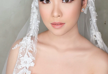 Wedding Make Up by Samantha Shely MakeUp Artist