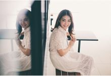 Personal Portrait - Samantha Lee by CELESTE NGAN makeup