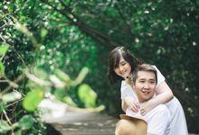 Bali Prewedding - Daniel & Anka by COOVE