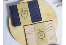Souvenir Card Holder 4 Slot by Souvenir Indonesia