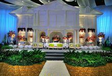 Beautiful Wedding Light of Nuria & Kenny by Etcetera Lighting