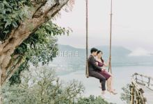 Bali Prewedding Randy & Cherie by StayBright