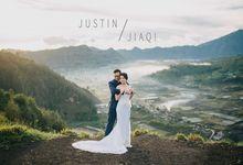BALI PREWEDDING, JUSTIN & JIAQI by StayBright