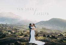 BALI PREWEDDING, YAN SHAN & JASLYN by StayBright