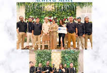 The Wedding Of Alwin & Mega by Samudra Music Entertainment